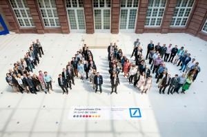 Netzwerktreffen der Preisträger am 3.7.14 in Berlin