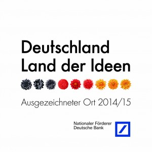 """Prädikat """"Ausgezeichneter Ort 2014/15"""" für die Willkommens-Agentur Uckermark"""