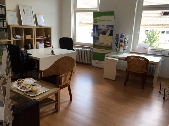 Neues Buro Fur Zuhause In Brandenburg E V Und Willkommens Agentur